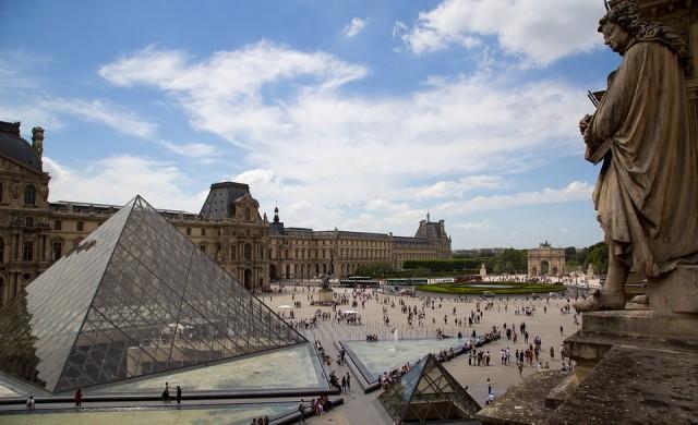 Топ 20 на най-посещаваните музеи в света