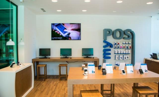Открива се първият магазин за ПОС терминали в София