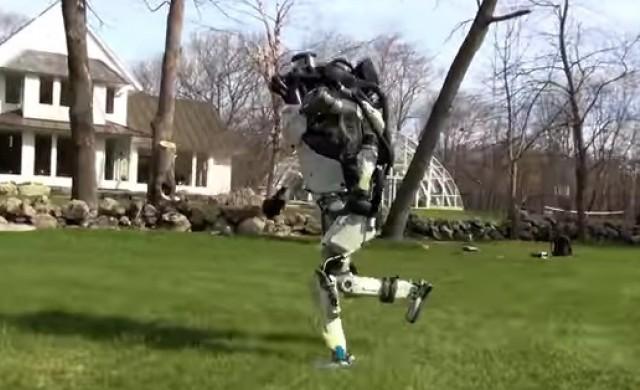 Няколко примера за плашещите умения на роботите