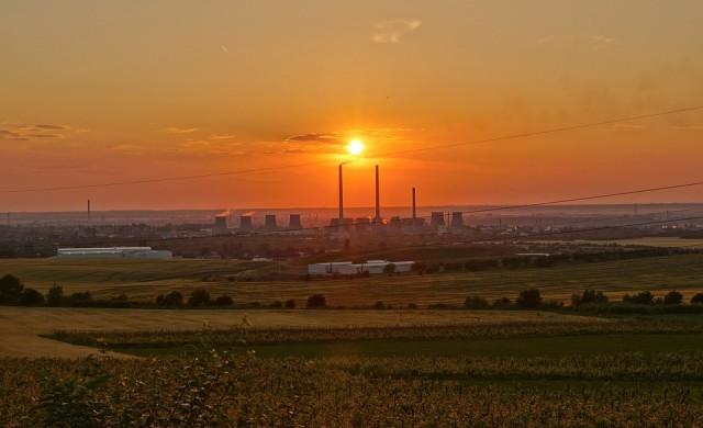 Правят нова индустриална зона в Герман