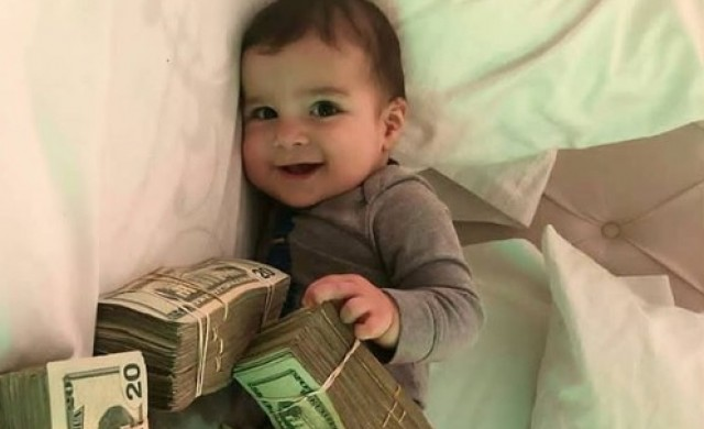 Ето го животът на богатите деца в Instagram