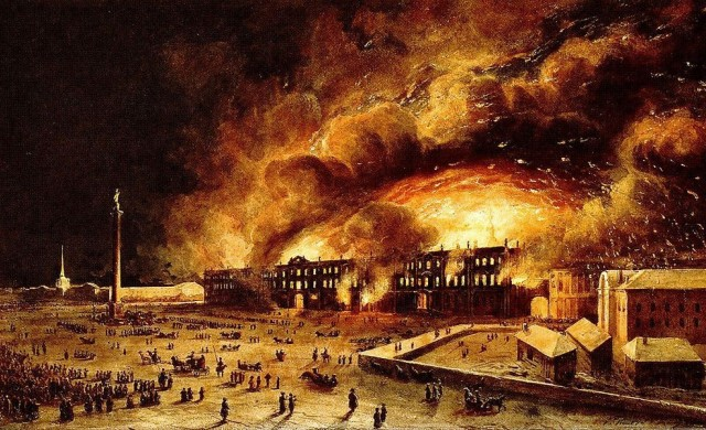 Известни забележителности, които пострадаха от пожари