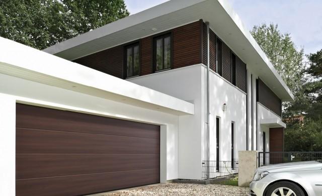 Нови уникални дизайни за гаражни врати представи Hörmann