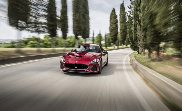 Ето защо Maserati се отказа от електромобилите