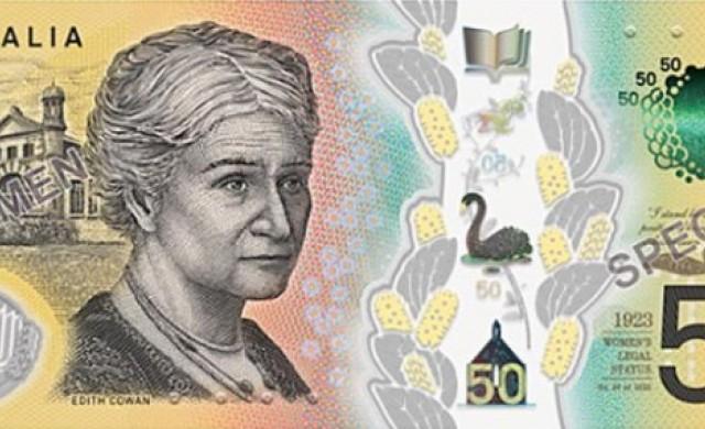 Австралия пусна в обращение 46 млн. банкноти с правописна грешка