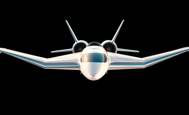 Компания разработва самолет бизнес класа с вертикално излитане