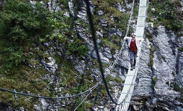 Шест от най-плашещите мостове на планетата