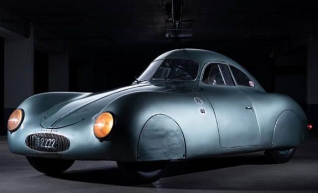 Продават първото Porsche в историята за 20 млн. долара