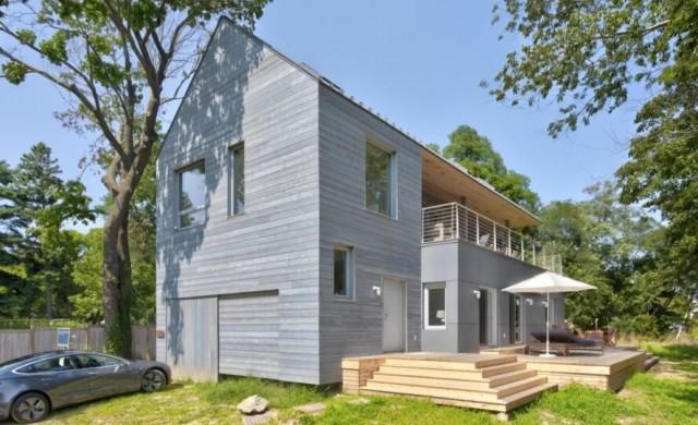 Къщата, която не вреди на природата, е факт