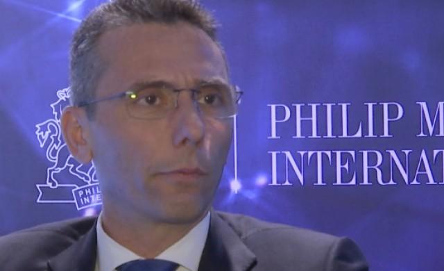 Хр. Харпантидис, PMI: Стартът на IQOS в България беше силен