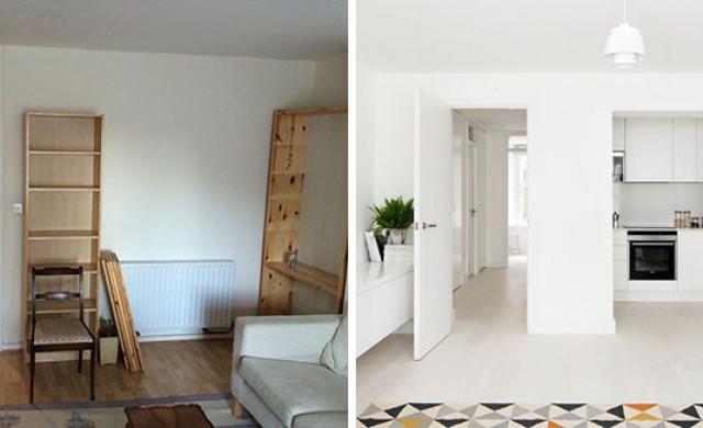 Как едно жилище става просторно?