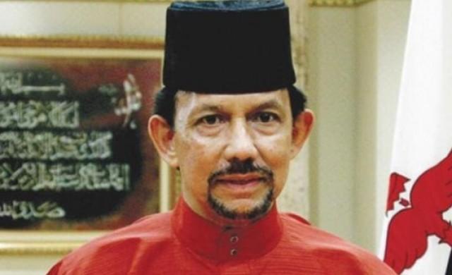 Луксозният живот на султана на Бруней