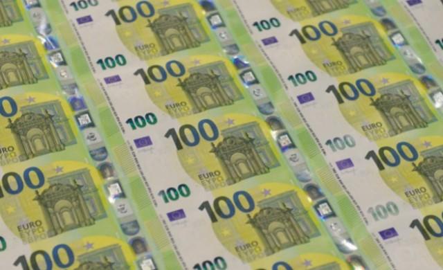 ЕЦБ обновява банкнотите от 100 и 200 евро