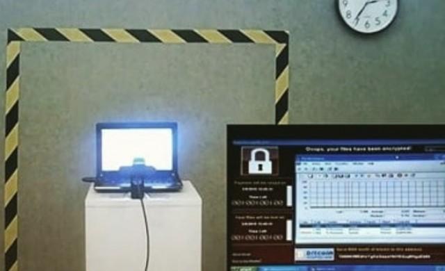 Лаптоп, пълен с вируси, беше продаден на търг за 1.3 млн. долара