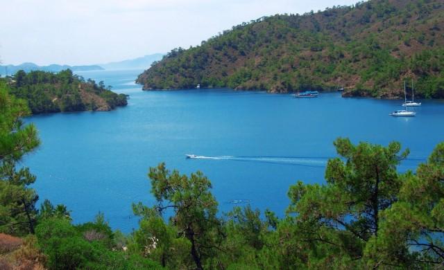 Райският остров и още забележителности край турския Мармарис