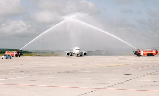 Пет години от първия полет на Turkish Airlines от Варна