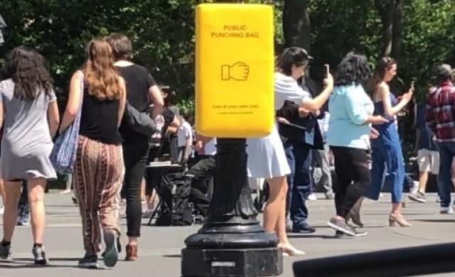 В Ню Йорк изпускат па̀рата с обществени боксови чували