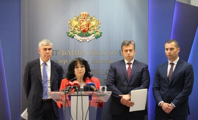 България започва да внася американски втечнен природен газ