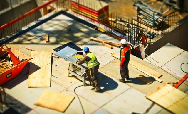 Спад в броя на разрешителните за строеж през първото тримесечие