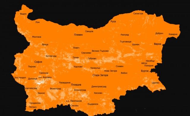 VIVACOM с най-бързата мобилна мрежа в България според Ookla