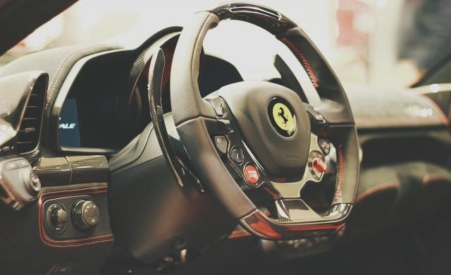 Ferrari прелетя в Пловдив с рекордна скорост