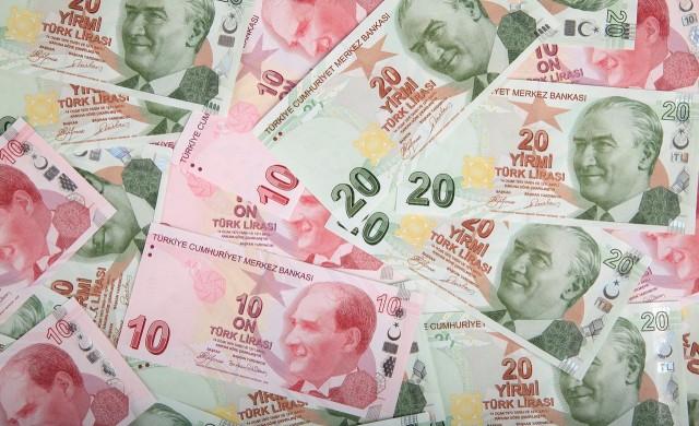 Турската лира поевтиня до рекордно ниво от 2 г. насам