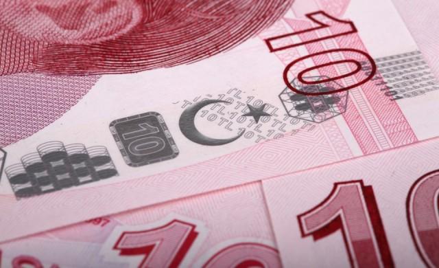Турската лира падна до ново историческо дъно