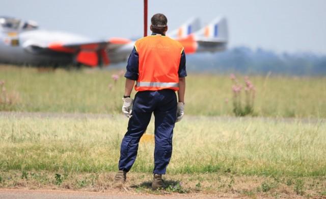 Самолет уби човек на летище в Тексас