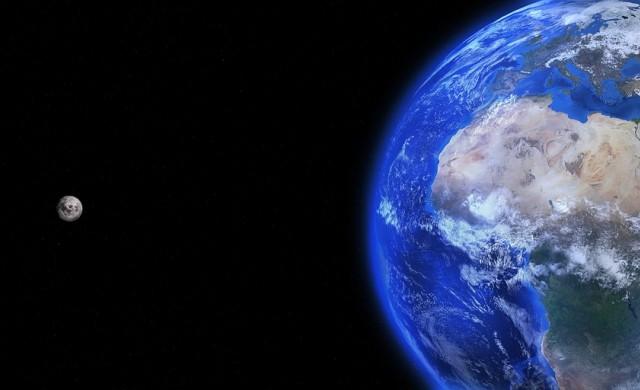 Най-невероятната снимка на Земята, направена от НАСА (снимки)