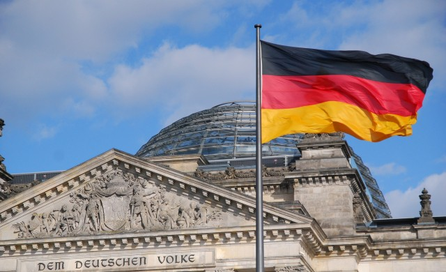 Германската икономика с най-силен спад от 2009 г. насам