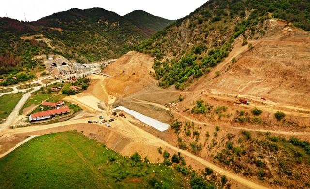 "Утре инспектират строежа на тунел ""Железница"" на АМ ""Струма"""