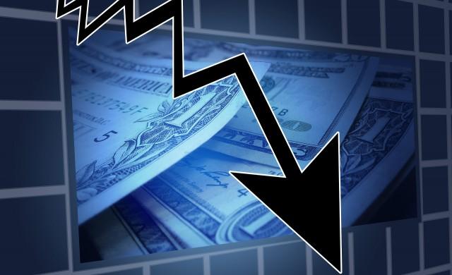 Сривът на финансовите акции напомня за 2008 г.