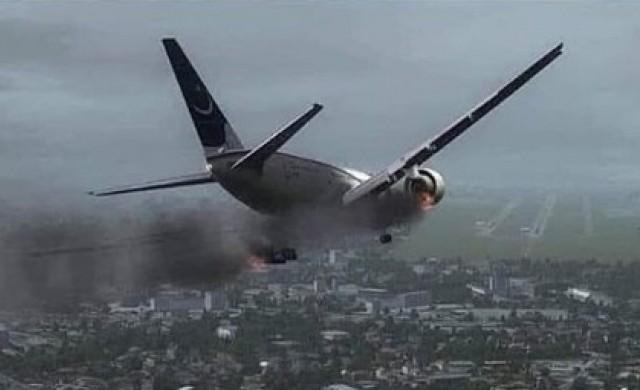 Има оцелели при самолетната катастрофа в Пакистан (СНИМКА)