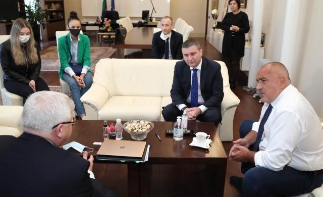 Борисов: Горанов е прав, че не трябва да се пипа ДДС
