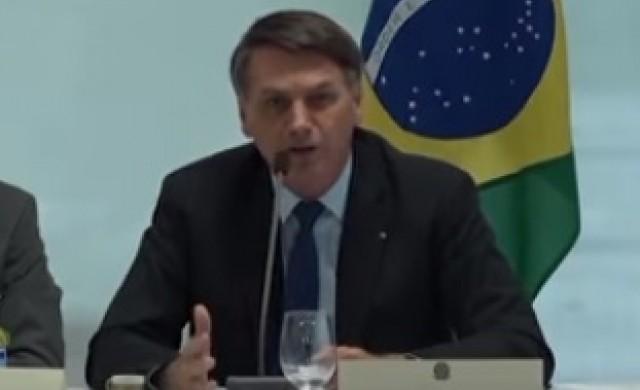 В Бразилия публикуваха скандално видео с президента Болсонаро