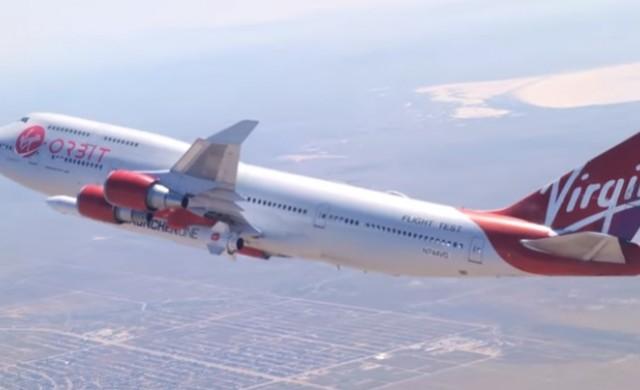 Ракетата за спътници на Virgin Orbit не успя в първия си полет