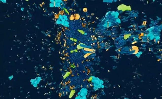 Миенето на ръцете предизвиква трилиони молекулярни експлозии