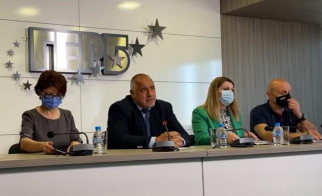Борисов: Няма да има правителство, независимо от резултатите