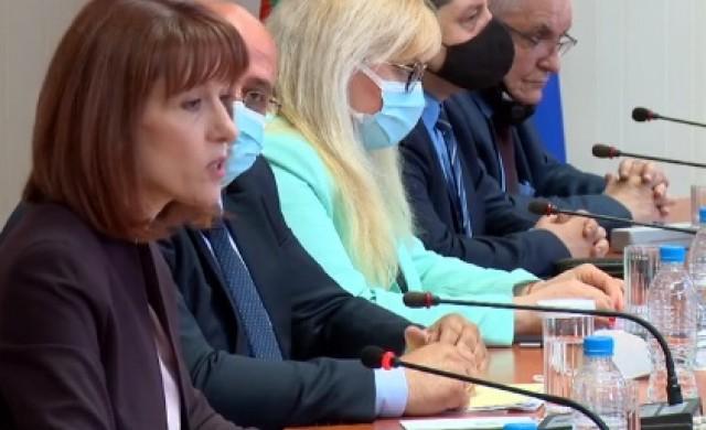По предложение на ИТН Камелия Нейкова ще е новият председател на ЦИК