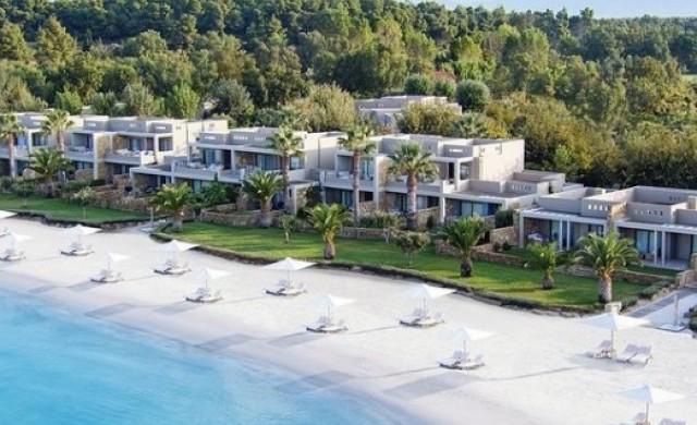 Гръцкият Халкидики с два хотела в топ 5 на най-добрите в света през 2021 г.