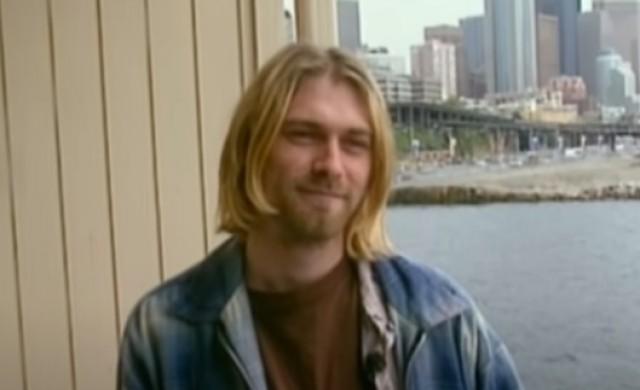 Продадоха част от косата на Кърт Кобейн за 14 000 долара