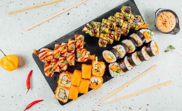 """""""Вкусни"""" факти за сушито"""