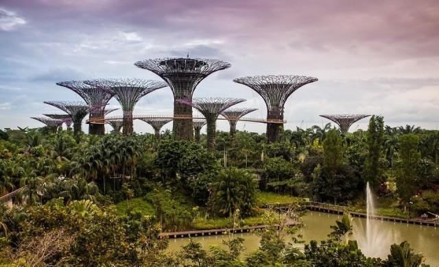 10 от най-красивите обществени градини в света
