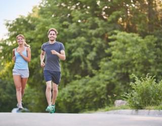 С кое изгаряте повече калории - бягане или ходене?