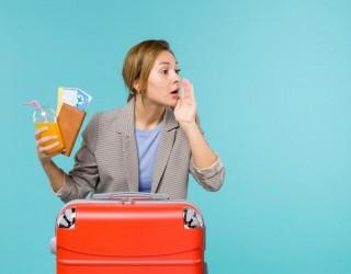 Неща, които никога не трябва да ядете в самолета