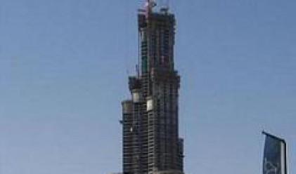 Burj Dubai вече е втората най-висока сграда в света