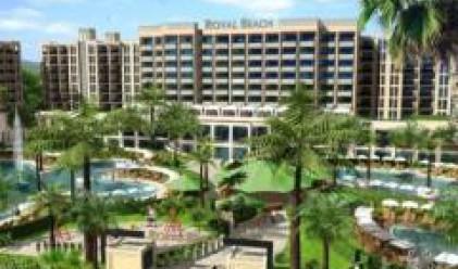 Откриват луксозен комплекс с мол в Слънчев бряг