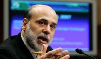 Еврото губи близо цент и половина след изказвания на Бернанке