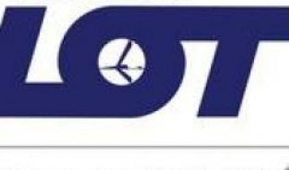 JP Morgan и UniCredit ще съветват полската авиокомпания LOT за IPO