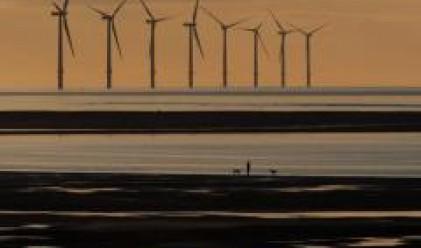 Великобритания строи вятърни генератори, за да покрие енергийните си нужди